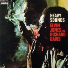 Elvin Jones & Richard Davis: Heavy Sounds (UHQCD), CD
