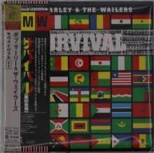 Bob Marley (1945-1981): Survival (SHM-CD) (Papersleeve), CD