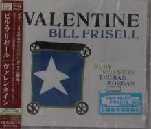 Bill Frisell (geb. 1951): Valentine (SHM-CD), CD