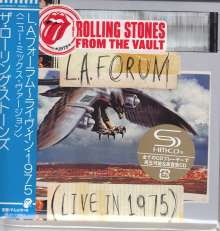 The Rolling Stones: From The Vault: L.A. Forum (Live In 1975) (New Mix Version) (SHM-CD) (Digisleeve), 2 CDs