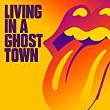 """The Rolling Stones: Living In A Ghost Town (Limited Japan Edition) (Orange Vinyl), Single 10"""""""