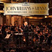 Anne-Sophie Mutter & John Williams - In Vienna (Ultimate High Quality CD), CD