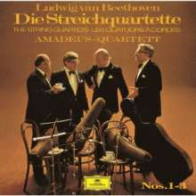 Ludwig van Beethoven (1770-1827): Streichquartette Nr.1-3 (Ultimate High Quality CD), CD