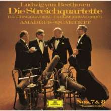 Ludwig van Beethoven (1770-1827): Streichquartette Nr.7 & 8 (Ultimate High Quality CD), CD