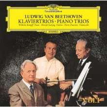 Ludwig van Beethoven (1770-1827): Klaviertrios Nr.1-5 (Ultimate High Quality CD), 2 CDs