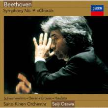 Ludwig van Beethoven (1770-1827): Symphonie Nr.9 ((Ultimate High Quality CD)), CD