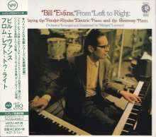 Bill Evans (Piano) (1929-1980): From Left To Right (UHQ-CD/MQA-CD), CD