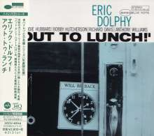 Eric Dolphy (1928-1964): Out To Lunch! (UHQ-CD/MQA-CD), CD