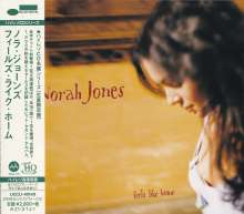 Norah Jones (geb. 1979): Feels Like Home (UHQ-CD/MQA-CD), CD