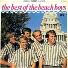 The Beach Boys: The Best Of The Beach Boys Vol. 2 (UHQ-CD/MQA-CD) (Papersleeve), CD