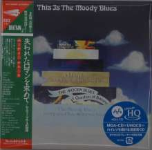 The Moody Blues: This Is The Moody Blues (UHQ-CD/MQA-CD) (Digisleeve), 2 CDs