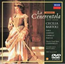 Gioacchino Rossini (1792-1868): La Cenerentola, DVD