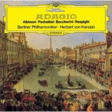 Herbert von Karajan - Adagio (Ultimate High Quality CD), CD
