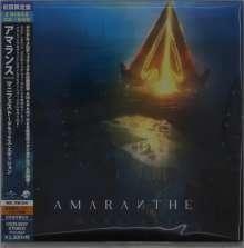 Amaranthe: Manifest (Deluxe Edition) (Digisleeve), 1 CD und 1 DVD