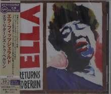 Ella Fitzgerald (1917-1996): Ella Returns To Berlin: Live, CD