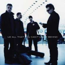U2: All That You Can't Leave Behind (20th Anniversary Edition), 2 CDs