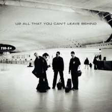 U2: All That You Can't Leave Behind (20th Anniversary Edition), CD