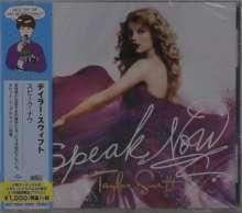Taylor Swift: Speak Now (+2), CD