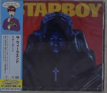 The Weeknd: Starboy, CD