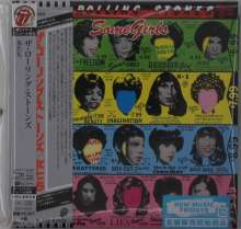 The Rolling Stones: Some Girls (SHM-CD) (Papersleeve), CD