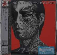 The Rolling Stones: Tattoo You (SHM-CD) (Papersleeve), CD