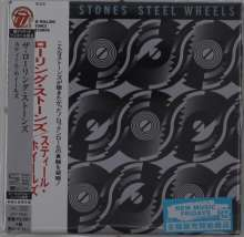 The Rolling Stones: Steel Wheels (SHM-CD) (Papersleeve), CD