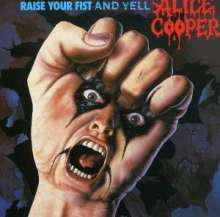 Alice Cooper: Raise Your Fist And Yell, CD