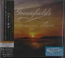 Barry Gibb: Greenfields: The Gibb Brothers Songbook Vol. 1 (SHM-CD) (Digisleeve), CD