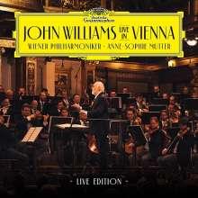 Anne-Sophie Mutter & John Williams - In Vienna (Live-Edition mit 6 Bonus-Tracks), 2 Super Audio CDs