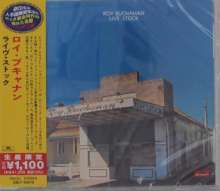 Roy Buchanan: Live Stock, CD