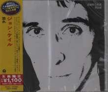 John Cale: Fear, CD