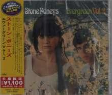 Stone Poneys (feat.Linda Ronstadt): Evergreen Vol. 2, CD