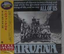 Nirvana (UK Sixties Rock Band): All Of Us, CD