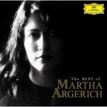 Martha Argerich - The Best of Martha Argerich (Ultimate High Quality CD), 2 CDs