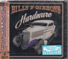 Billy F Gibbons (ZZ Top): Hardware (SHM-CD), CD