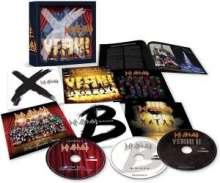 Def Leppard: The CD Boxset: Volume Three (SHM-CDs), 6 CDs