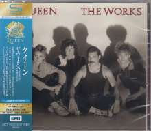 Queen: The Works (SHM-CD), 2 CDs