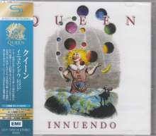 Queen: Innuendo (SHM-CD), 2 CDs