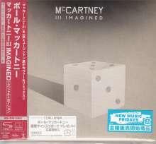 Paul McCartney (geb. 1942): Mccartney III Imagined (Special Edition) (SHM-CD) (Digisleeve), CD
