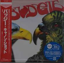 Budgie: Budgie (UHQ-CD) (MQA-CD) (Papersleeve), CD