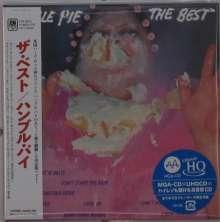 Humble Pie: The Best (MQA-CD/UHQ-CD) (Papersleeve), CD
