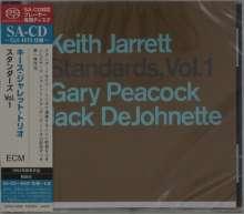 Keith Jarrett (geb. 1945): Standards Vol. 1 (SACD-SHM), Super Audio CD Non-Hybrid