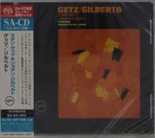 Stan Getz & João Gilberto: Getz / Gilberto (SACD-SHM), Super Audio CD Non-Hybrid