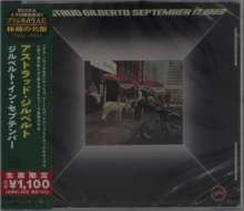 Astrud Gilberto (geb. 1940): September 17, 1969, CD