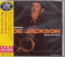 Joe Jackson (geb. 1954): Body And Soul, CD