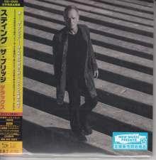Sting: The Bridge (Deluxe Edition) (SHM-CD + DVD), 1 CD und 1 DVD