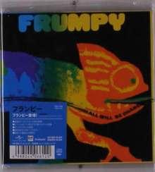 Frumpy: All Will Be Changed (Digisleeve), CD