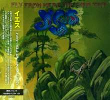 Yes: Fly From Here - Return Trip (Digibook Hardcover), CD