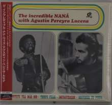 Naná Vasconcelos & Agustin Pereyra Lucena: The Incredible Nana (Digipack), CD