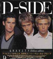 D-side: Gravity 'd' Eluxe Edition, CD